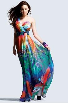 Rochii De Nunta In Nuante Aprinse Un Must Have In 2012